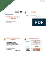 DFT 03 - Fungicidas