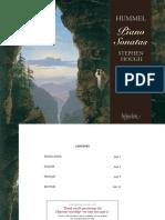 Hummel - Hough Booklet