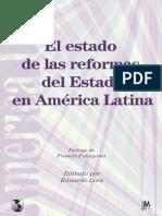 EL ESTADO DE LAS REFORMAS DEL ESTADO DE AMERICA LATINA.pdf