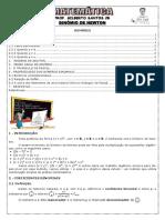 Apostila de Binômio de Newton (7 Páginas e 14 Questões) (1)