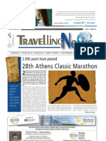 Travelling News Greece November 2010 (English Version)