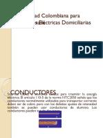 Normatividad Colombiana Para Instalaciones Eléctricas Domiciliarias