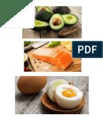 Alimentos y Fotos