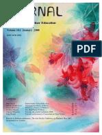 Journal for Waldorf-Rudolf Steiner Education Vol_10-1_Jun 2008