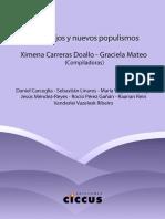 Rousseau Populismo y Democracia