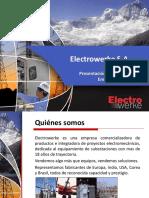 Presentación Electrowerke