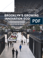 6.12.19 - CUF Study - Brooklyn's Growing Innovation Economy