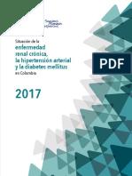 Libro Situacion ERC en Colombia 2017