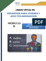 Guía Didáctica 2 (Transisción Adolescentes y La Educación)