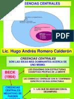 13- Creencias Centrales
