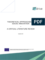 D1 1 Critical Literature Review