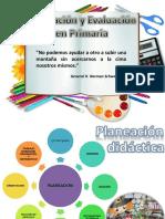 Planeacion y Evaluacion en Preescolar