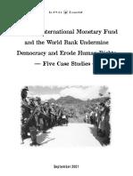 2. Global Exchange - IMF Imperialism
