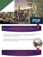 Literatura Del Descubrimiento,Conquista y Colonia 9-1