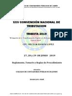 Reglamento Tributa HUANCAYO 2019