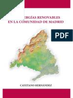 Las Energias Renovables en La Comunidad de Madrid Fenercom 2018