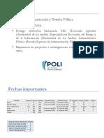 Presentación a&GP 01