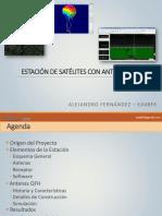 Satélites Con Antenas Qfh
