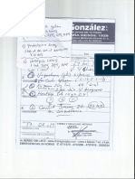 Margarita Herrera - Receta de Clínica Gonzalez