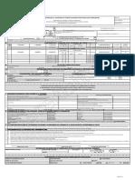 Formulario de Inscripción Al Programa de Ahorradores - VIPA