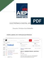 Clase # 2 Electronica Digital Apicada AIEP 2019