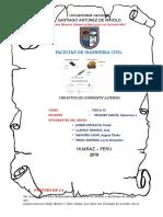 CIRCUITOS DE CORRIENTE ALTERNA