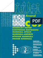 Anand 1993 Chess Informant Marshall Attack c89