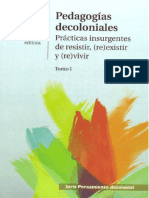 5-Walsh, Catherine-Lo Pedagógico y Lod Ecolonial