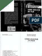 Cassetti Francesco - Como Analizar Un Film (138-163)