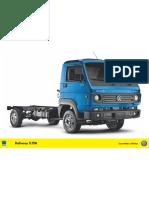 Vw Delivery 5.150 Ficha Tecnica