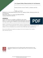 Fairclough's Critical Discourse Analysis Jnl 1