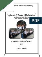 Carpeta 2019 Leonel