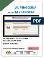 MANUAL PENGGUNA SISTEM ePANGKAT (Modul Pemohon).pdf