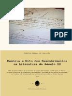 Memória e mito dos descobrimentos na literatura do século XX.pdf