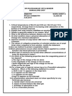 4927 Surface Shemistry Worksheet HOTS