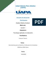TAREA 5 TECNOLOGIA APLICADA A LA EDUCACION.docx
