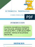 Ictericia Neonatal Hiperbilirrubinemia