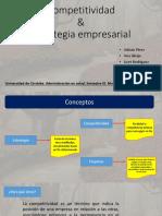 Competitividad y Estrategia Empresarial (2)