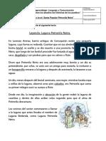 Guía de Aprendizaje Petronila Neira Tercero básico.