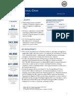 6 - Venezuela Regional Crisis Fact Sheet