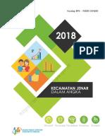 Kecamatan Jenar Dalam Angka 2018