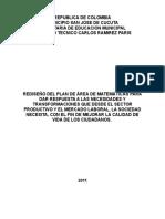 PLAN DE ÁREA DE MATEMÁTICAS - 2012.doc