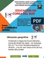 La Educación en Corea Del Sur -