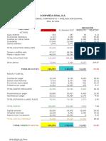 Analisis de Estados Financieros Vertical (1)