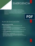 Plan de Emergencia [Autoguardado]