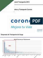 Bench Transporte 2015 vfinal ferreo.ppt