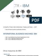 CTR - IBM
