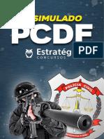 Caderno de Questões - PC DF - 15-06 MKT