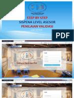 3-Step by Step Validasi