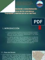 Expo de Prospeccion Geoquimica